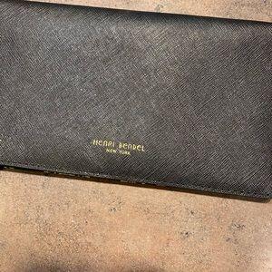 Authentic henri bendel wallet